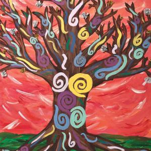 AR tree